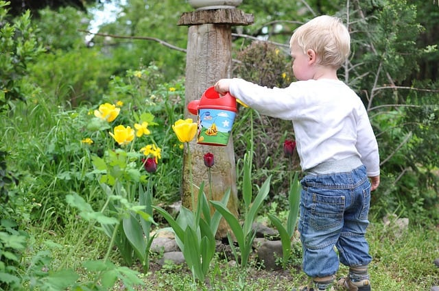 8 Tips On How To Have More Fun Gardening With Kids